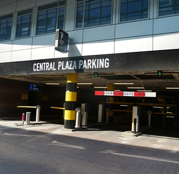 Central Plaza Parking (Rotterdam)