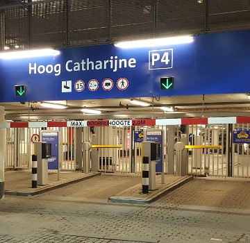 Hoog Catharijne P4 (Utrecht) (Temporary closed)