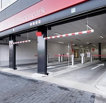 Parkeren Station Europapark Groningen