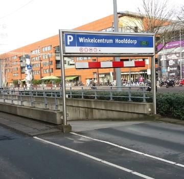 Parkeren Winkelcentrum Hoofddorp Hoofddorp