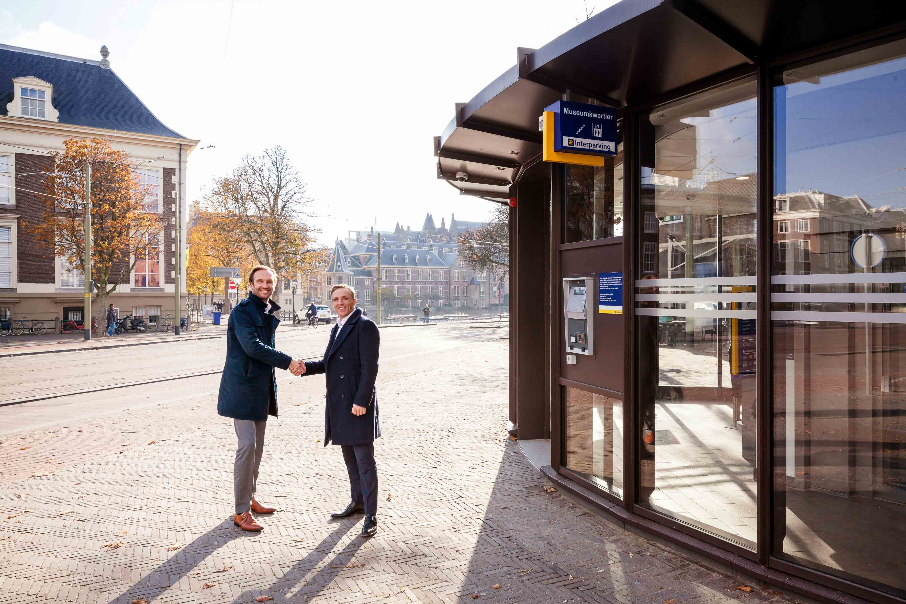 Interparking contract verlengd voor Provada